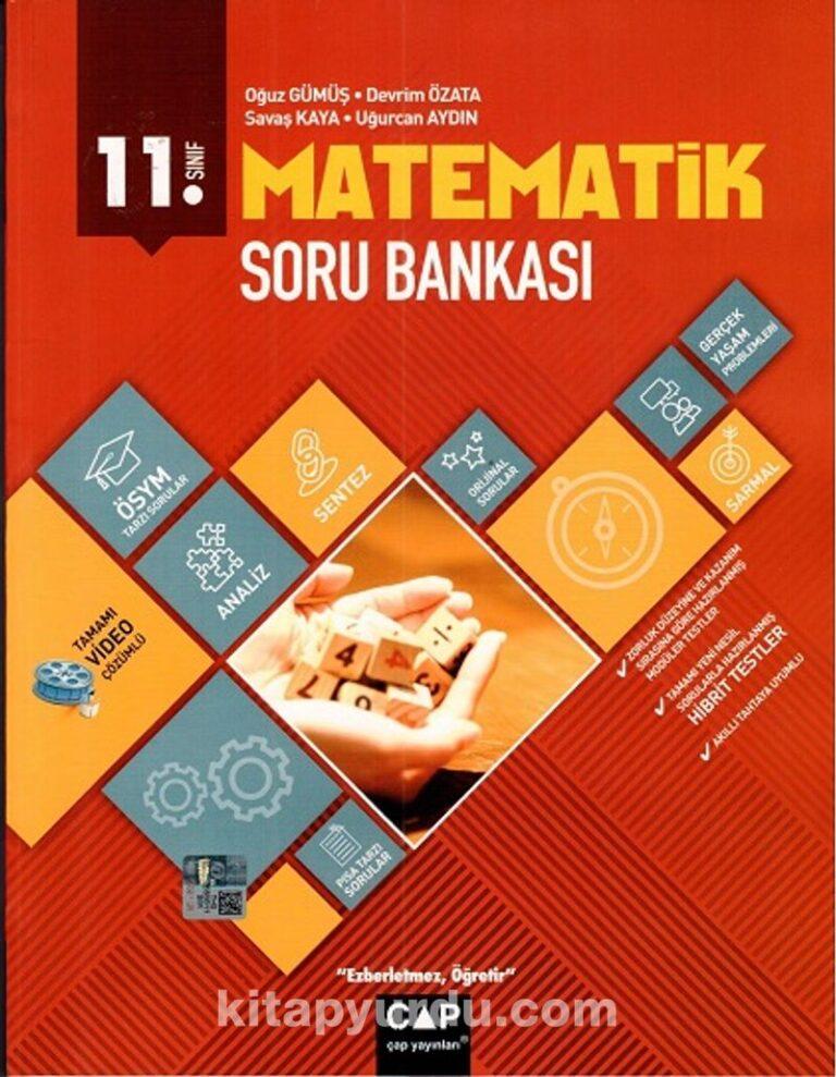 11. Sınıf Matematik Anadolu Soru Bankası Pdf İndir - ÇAP YAYINLARI Pdf İndir 1 | 11 sinif matematik anadolu soru bankasi pdf indir cap yayinlari pdf indir 36094