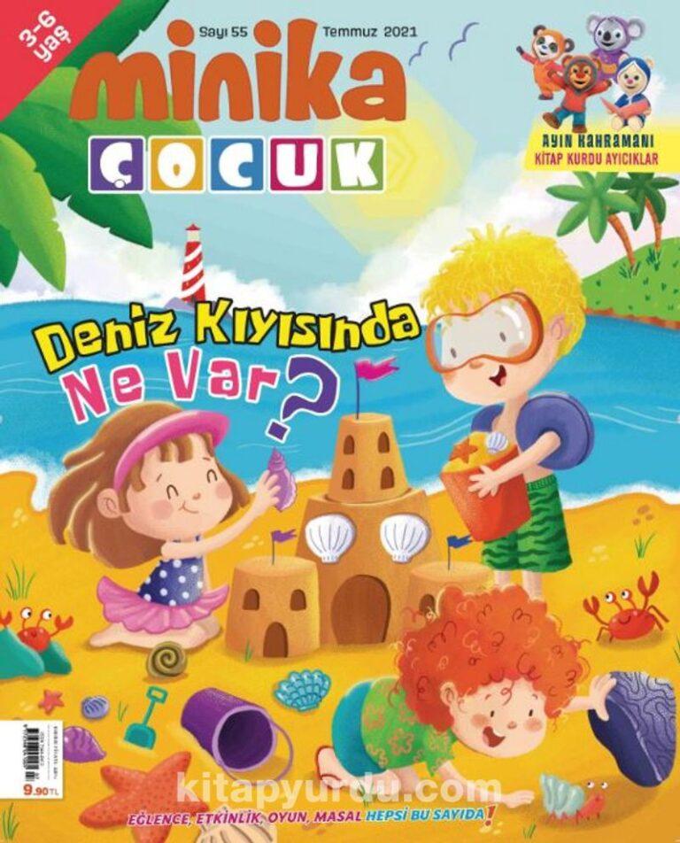 Minika Çocuk Aylık Çocuk Dergisi Sayı: 55 Temmuz 2021 Pdf İndir - MİNİKA ÇOCUK DERGİ Pdf İndir 25 | minika cocuk aylik cocuk dergisi sayi 55 temmuz 2021 pdf indir minika cocuk dergi pdf indir 10304