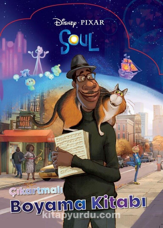 Disney Pixar Soul Çıkartmalı Boyama Kitabı Pdf İndir - DOĞAN EGMONT ÇOCUK KİTAPLARI Pdf İndir 1 | disney pixar soul cikartmali boyama kitabi pdf indir dogan egmont cocuk kitaplari pdf indir 67948